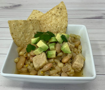 Vegetarian White Chili