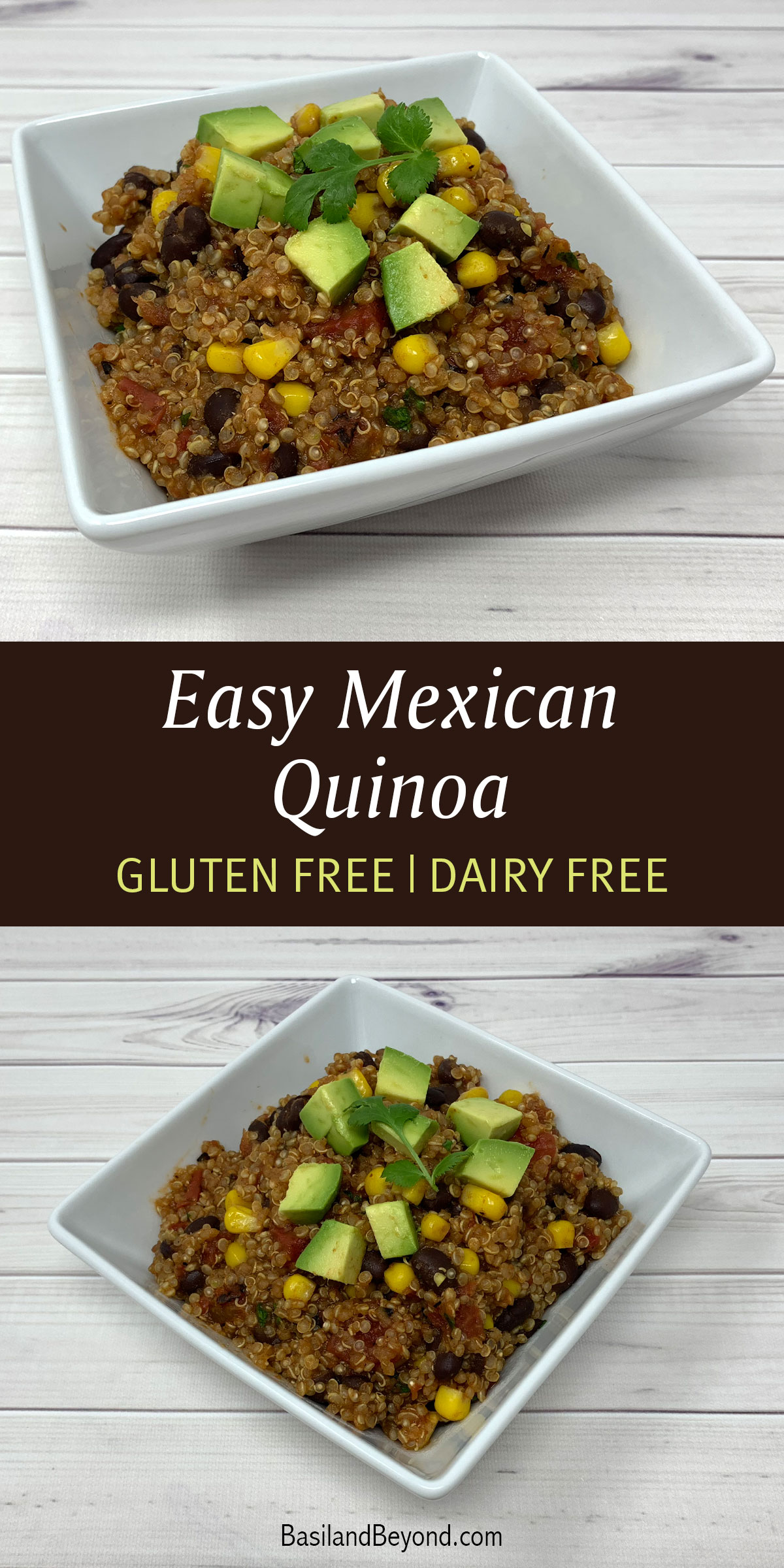 Easy Mexican Quinoa